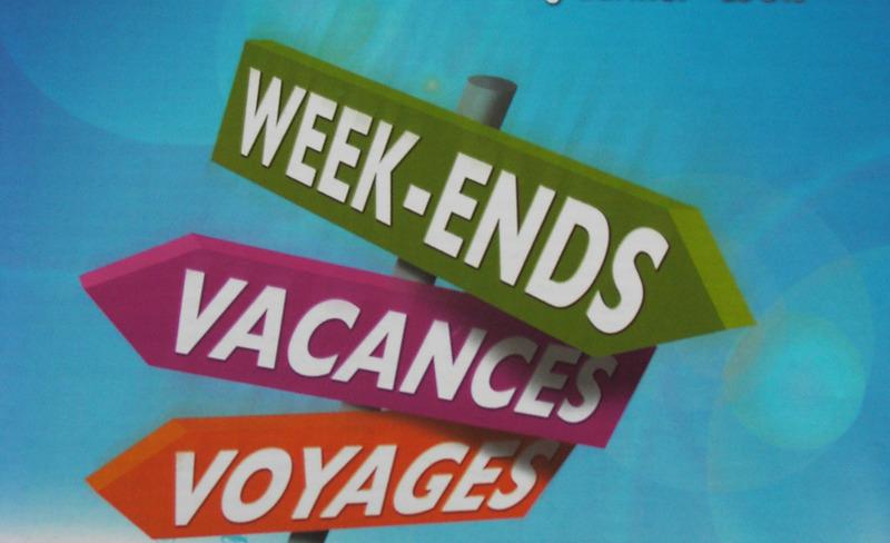 Vacances !!!