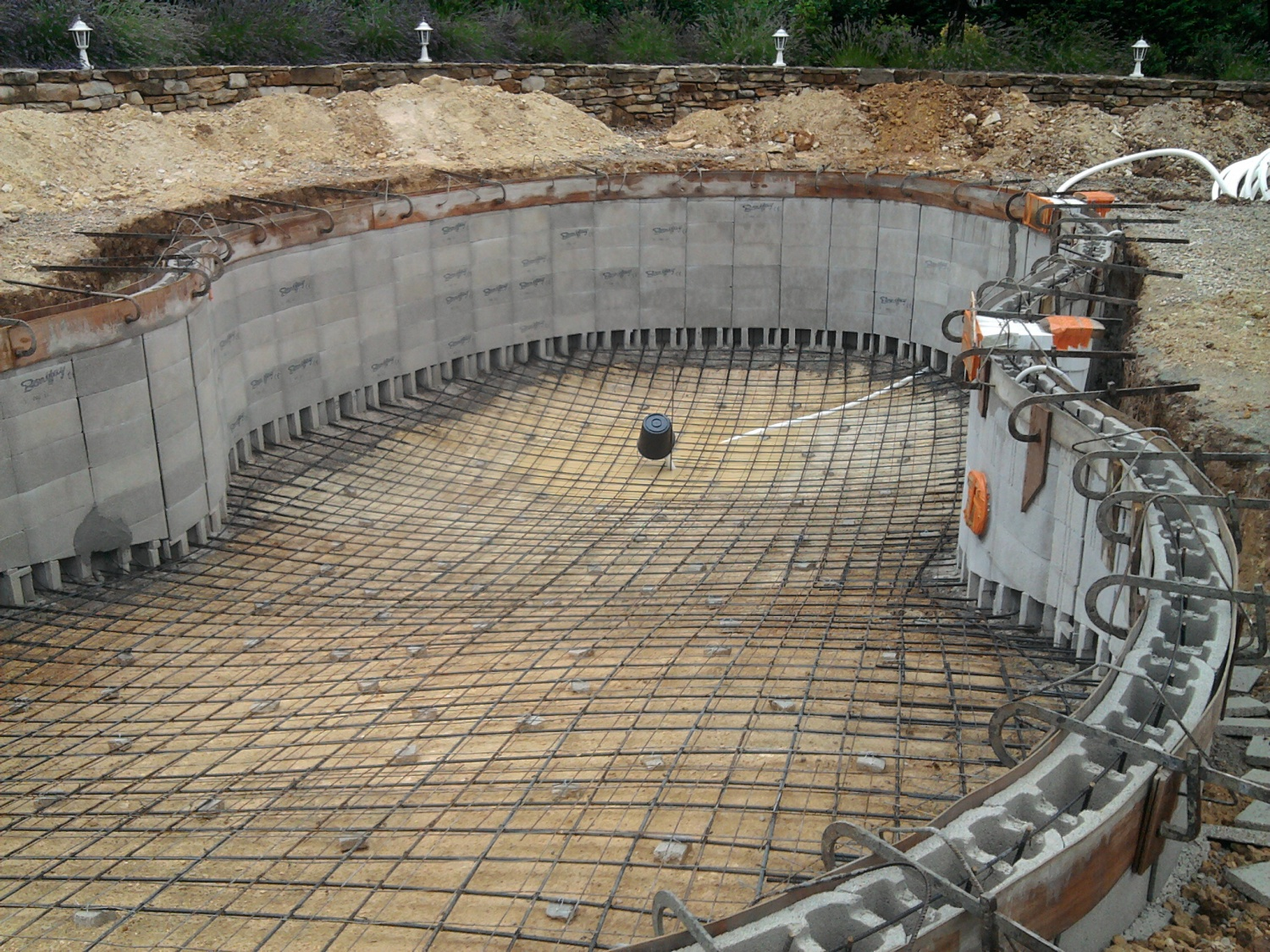Information piscine magicien d eau for Prix construction piscine beton