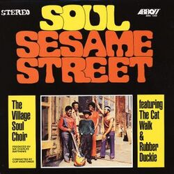 The Village Soul Choir - Soul Sesame Street - Complete LP