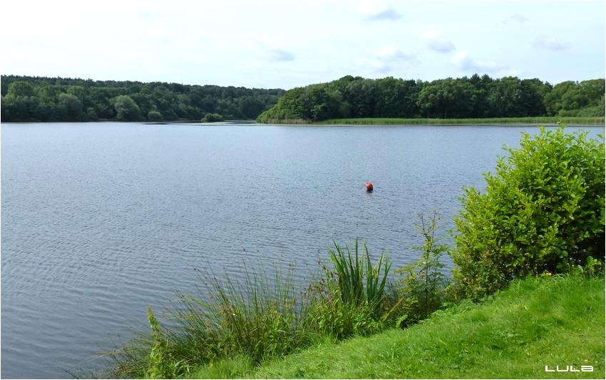 Le lac de Bambois, Fosse-la-Ville (Belgique)
