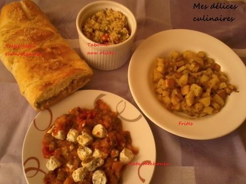 Table ramadanesque: 5e volet