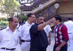 اعتقال سبعة من قيادات الإخوان الم