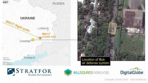 MH17: The satellite images Russia doesn't want us to see.