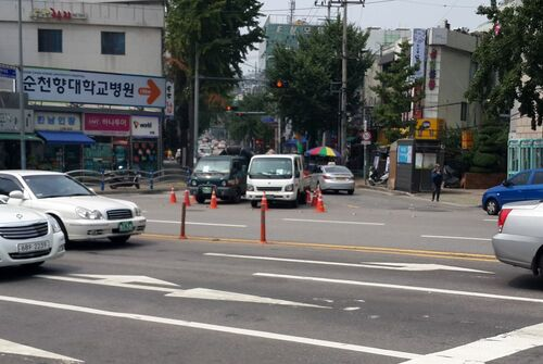 Circulation coréenne