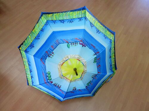 Les parapluies qui restent...