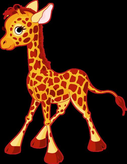 Des Girafes