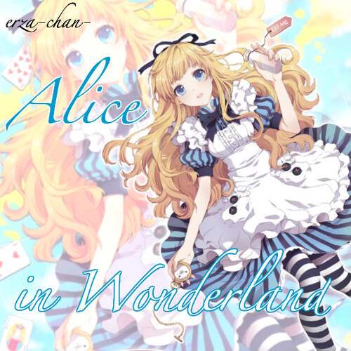 Alice in Wonderland LB