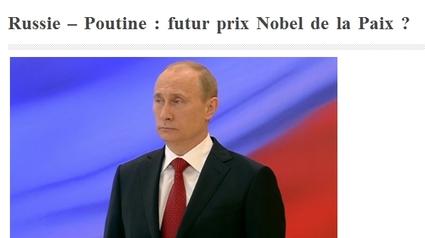 Le meilleur allié des peuples, est la Russie (mon article préféré)