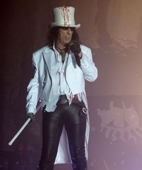 Alice Cooper Brielpoort de Deinze (2)