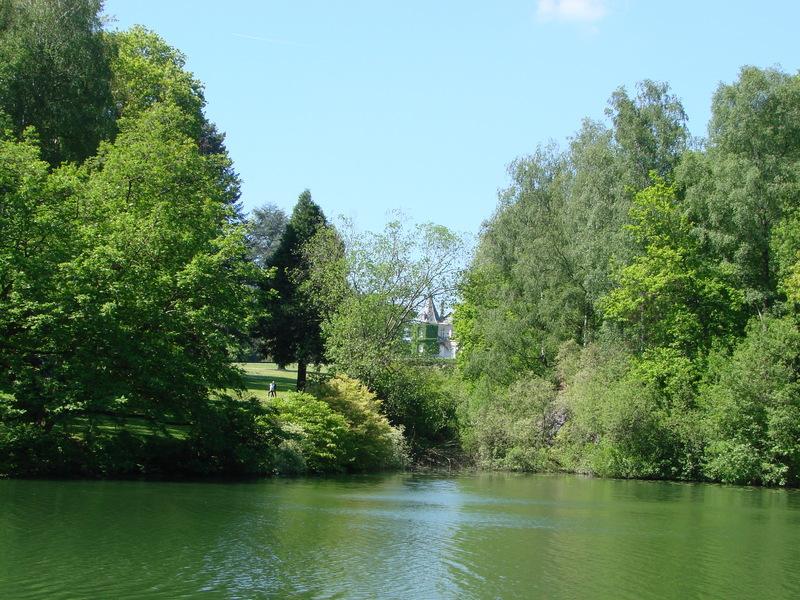 Château et parc de La Hulpe