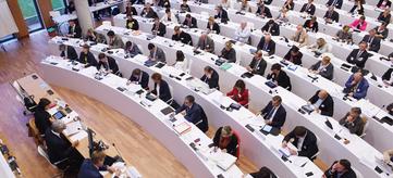 Retour sur l'assemblée plénière du conseil régional du 18 décembre