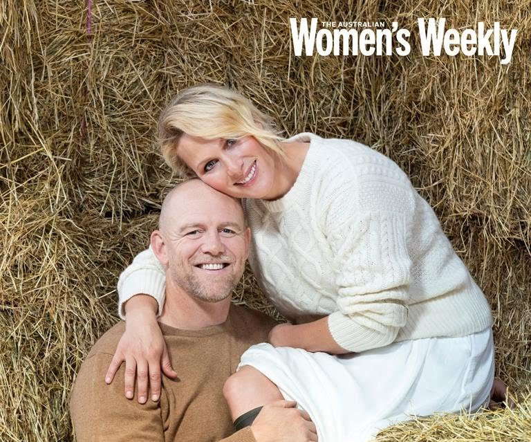 Zara Mike Tindall