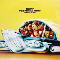 Ike Turner & The Family Vibes - Confined To Soul - Complete LP