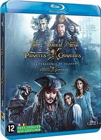 [Test Blu-ray] Pirates des Caraïbes : La Vengeance de Salazar
