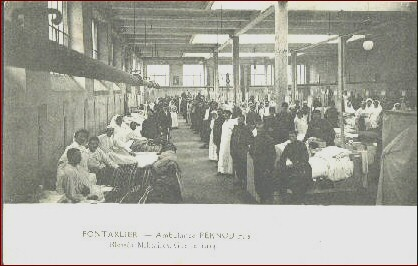 L'hopital ambulances pernot
