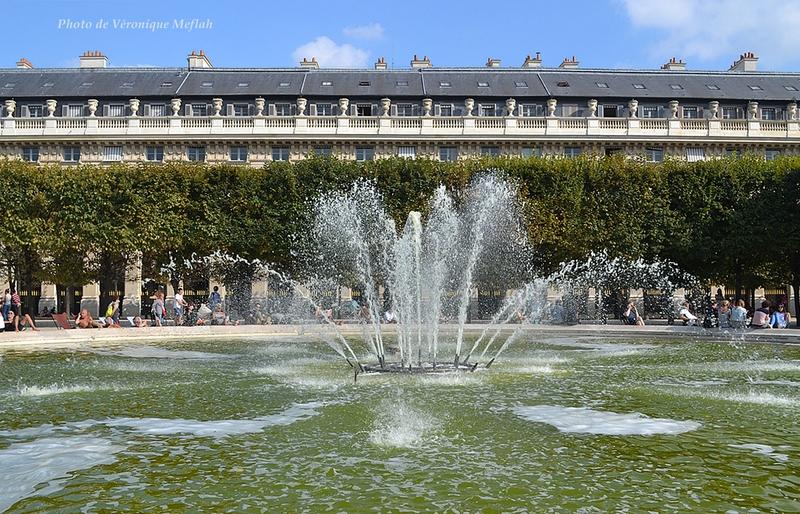Jardin du Palais-Royal : Son histoire