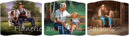 Cartonnettes Bonne Fête Grand-Père !