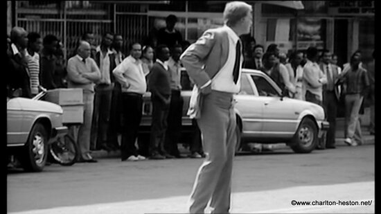 NAIROBI (1984) photos (2) noir et blanc