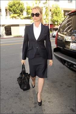 Le procès de Nicolette Sheridan contre Marc Sherry.