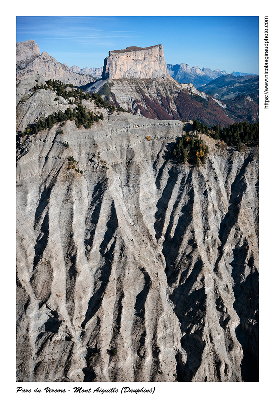 Pas de l'Essaure & Mont Aiguille - Vercors