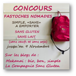 Concours fastoche nomade