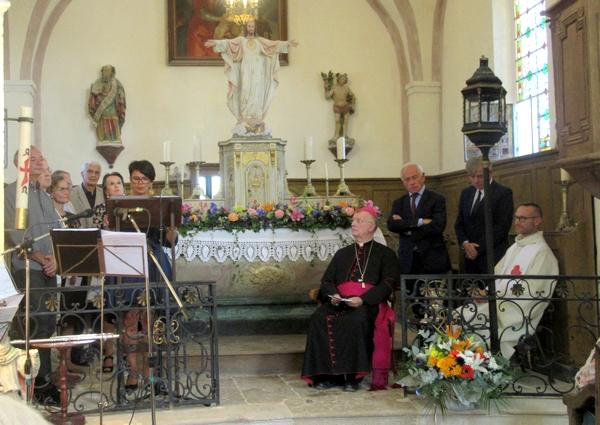 L'église Saint-Barthélémy de Poncey sur l'Ignon a été superbement restaurée....