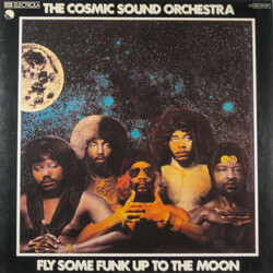 The Cosmic Sound Orchestra - Fly The Funk Up To The Moon - Complete LP