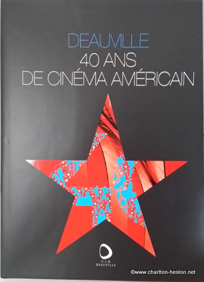 41ème FESTIVAL DU CINEMA AMERICAIN DE DEAUVILLE...