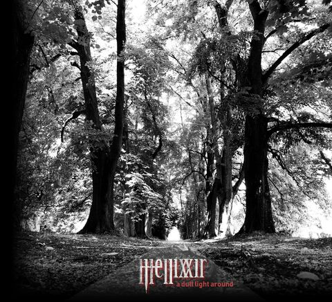 HELLIXXIR - Les détails du nouvel album A Dull Light Around