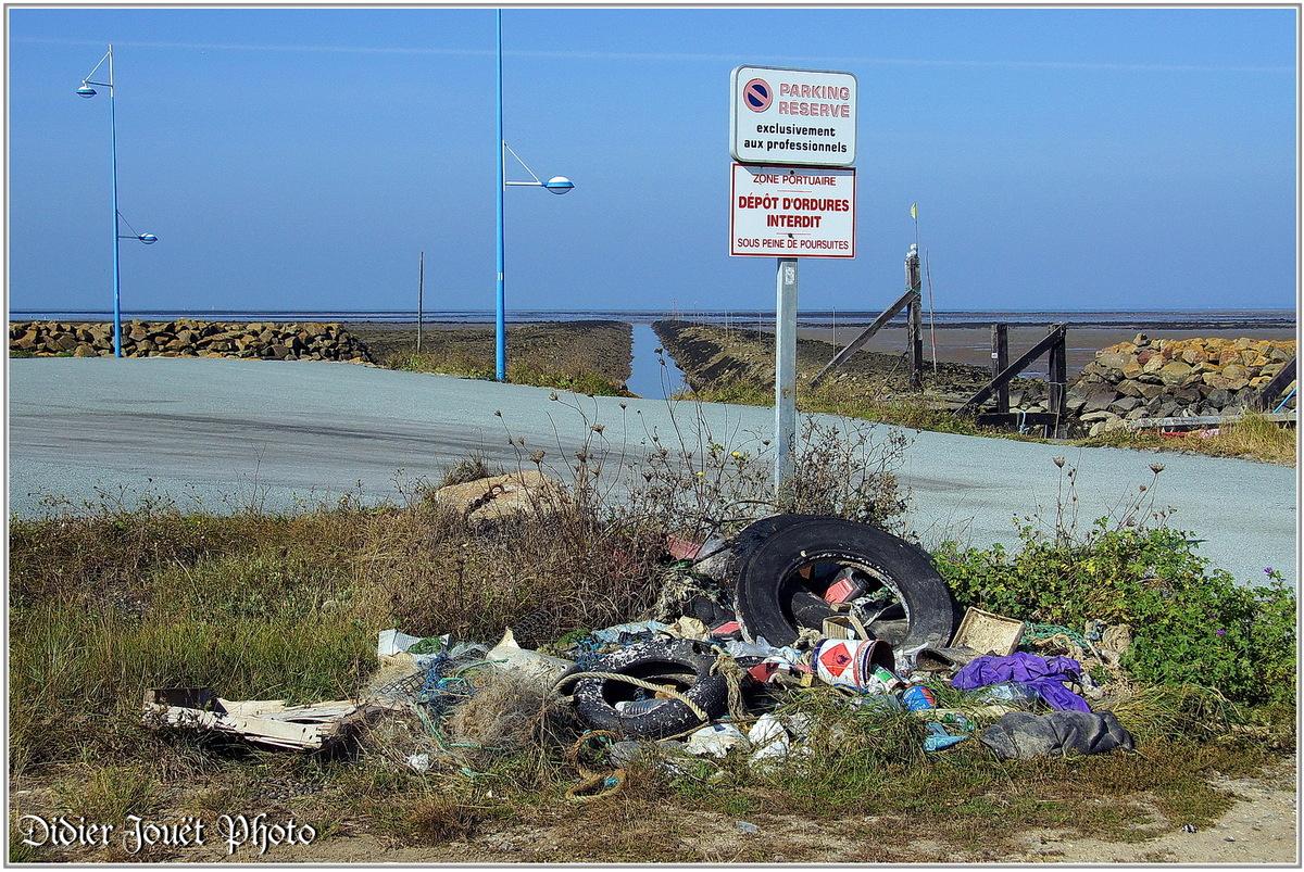 (85) Vendée - Bouin (2) - Port les Brochets