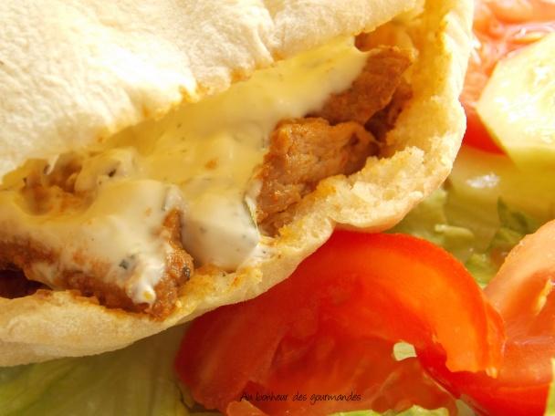 Un kebab léger homemade ça vous dit ?