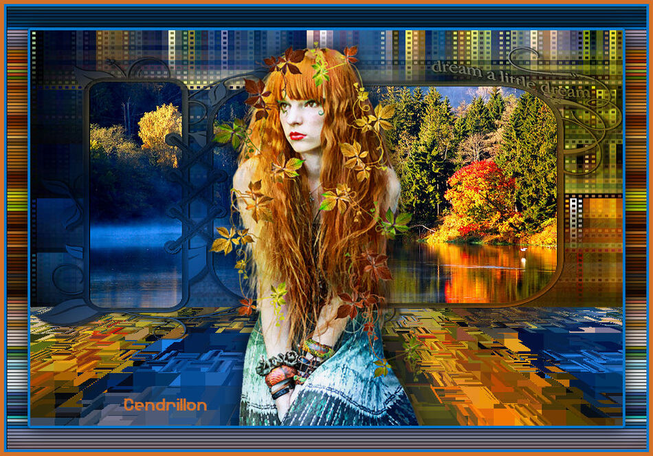 Tons d'automne - Veroreves