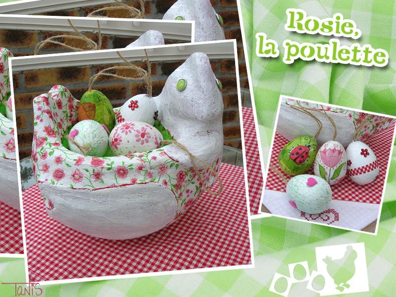 Rosie, la poulette