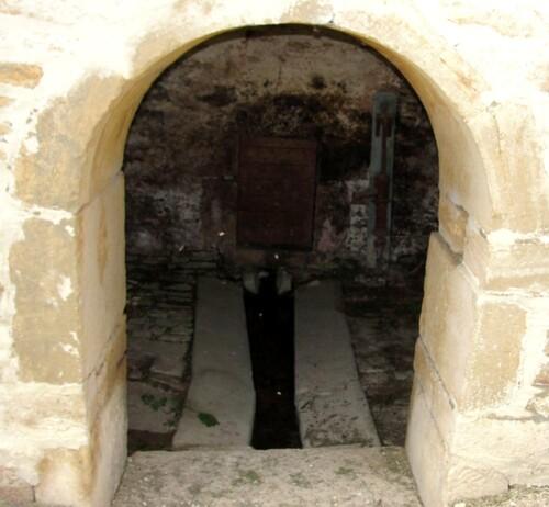 La Chapelle des Templiers d'Epailly