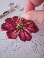 Arts florale Broderie divers page  3