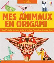 Mes animaux en origami