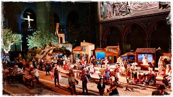 La crèche de Notre-Dame de Paris