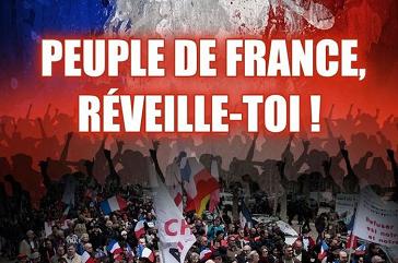 Debout la France ...