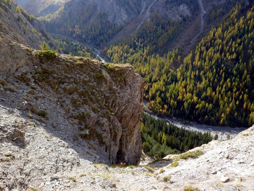 Col de la Colette Verte (2783m)