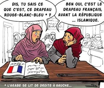 La charia à la Française ...