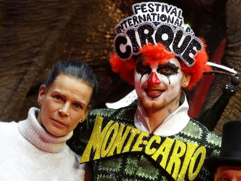 Festival international du cirque de Monte-Carlo.