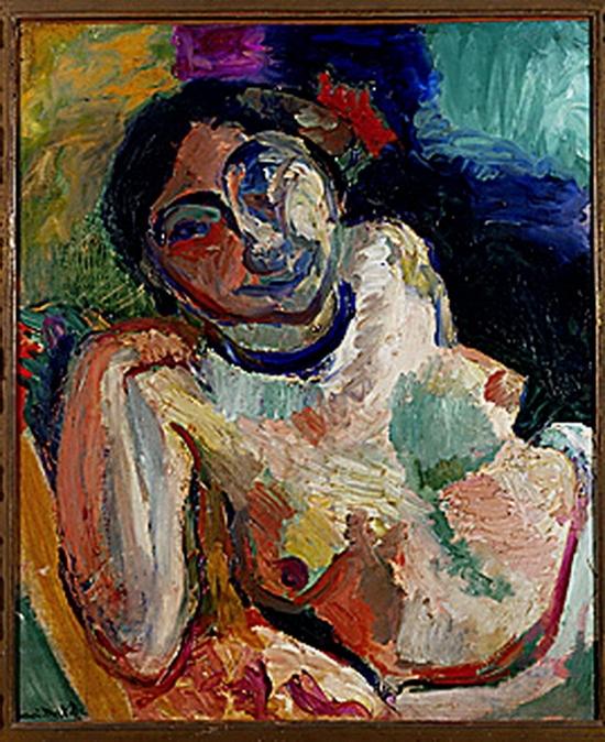Henri Matisse, La gitane
