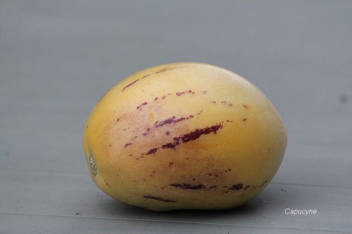 Les petites originales du potager