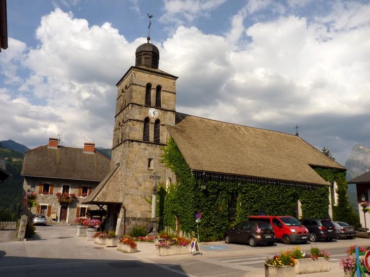 Eglise de Morillon