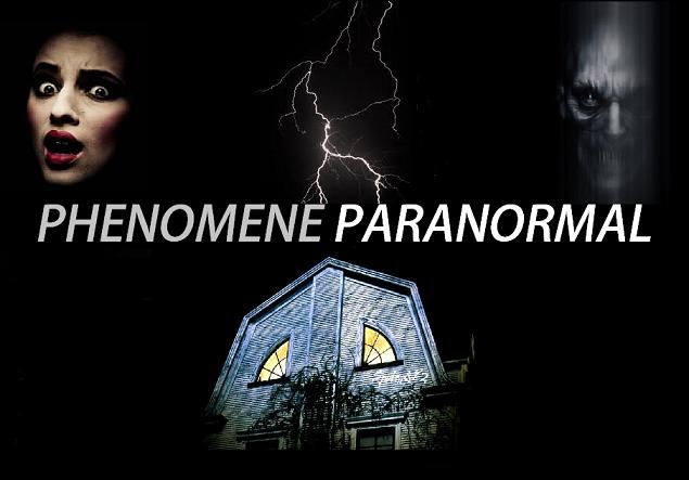 """""""Phénomène Paranormal"""" - Affiche de L'esprit-Paranormal-Spider392"""