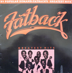 Fatback - Fatback's Greatest Hits - Complete LP