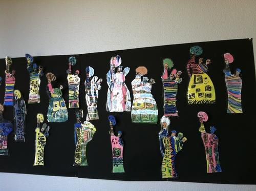 Helga : femmes africaines