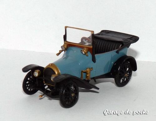 Peugeot 2cv Bébé Type B3 P1  1916