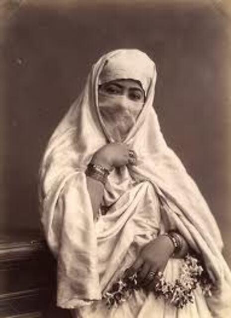 Femme - Algérie