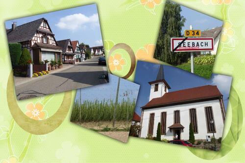 Escapade en Alsace 10 - Sur la route de Wissembourg